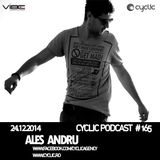 Cyclic Podcast #165 - Ales Andru