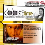 Bruno Bottiroli è l'Artista Chef del Cookie Time di Mattia Garro in una puntata Christmas Time!