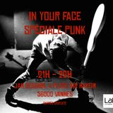 In Your Face 27/04/17 (Spéciale Punk en Live au Jam Session)