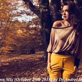Autumn Mix (October 29th 2018) by Dj Andrei Stoian