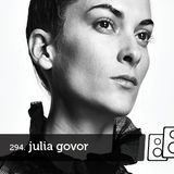 Soundwall Podcast #294: Julia Govor