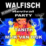 Mijk van Dijk Classic DJ Set at Walfisch Revival Party Berlin, 2014-03-14