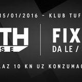 DA LE @ Sixth Sense, Tufna Club (Osijek) - 15-01-2016