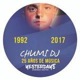 CHUMI DJ 25 AÑOS DE MUSICA