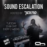 TEKNO - Sound Escalation 084 with Jorn van Deynhoven Guest-Mix