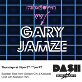 Mixdown with Gary Jamze May 9 2019- Chat with Madison Park