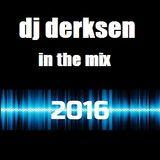DJ Derksen - Best of 2016