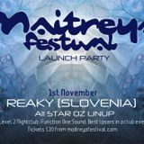 2013-11-01 - Shattered Qi - Maitreya Launch Party