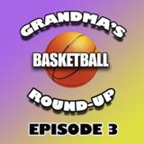Episode 3 - Did Grandma inspire the creation of the NBA?