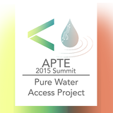 APTE Podcast Episode 9 - Pure Water Access Project
