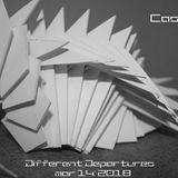 Casper - Different Departures Phever Hour One 14.3.18