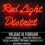 Live from 'Red light District' @JC Kadans 16-02-18  (Hip-Hop, R&B, Dancehall, Classics)