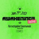 Joris Voorn - Live @ Awakenings Festival 2013 (Amsterdam) - 29.06.2013