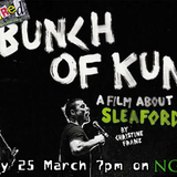 Uncensored! Punk Rock Show - Sleaford Mods 'Bunch of Kunst' Special - 25 March 2017