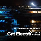 Missberry b2b André Tribale @ Gat Electra On Boat 2018 part 2 (afterparty)