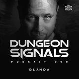 Blanda live @ Dungeon Signals podcast 008 - 23.01.16