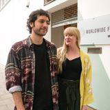 Kate Hutchinson with Nicola Cruz // 15-06-18
