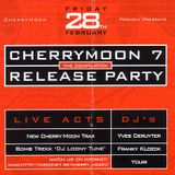 """Bomb Trexx LIVE & Dave Davis at """"CD Release Party Vol 7"""" at Cherry Moon (Lokeren) - 28 February 1997"""