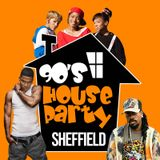 90's HOUSE PARTY SHEFFIELD PROMO MIX (SCARCHA & BIZZY) - RNB HIPHOP DANCEHALL UKG