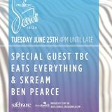 Seth Troxler & Eats Everything & Skream & Ben Pearce @ Sands Bday Party - Ibiza 2013 (25-06-2013)