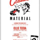 Classic Material (Hip Hop 1991) Mixtape part 3