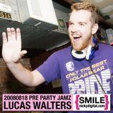 Lucas Walters Pre Party Jamz for NickyDigital.com