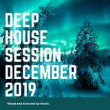 Deep House Session December 2019