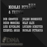 Diego Moreira @ Set December for Showcase Nicolas Petracca & Friends