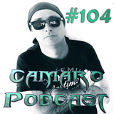 Camaro's Podcast #104 from illegal party @ German Warehouse in Schüttorf