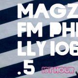 Magz FM | Mar 17 2018 | Flying Lotus | Sango | Steve Spacek | Me'shell N'degeocello | jimi Hendrix