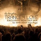 Trance 4 Luv - April Mix