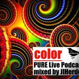 color_PURE Live Podcast mixed by JlHerdez_(Funk'party edit)