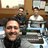 8 August, 2019 – Episode 139: #MorningShow989 Movie Special with Guests Lee Galea & Jonah Garvie