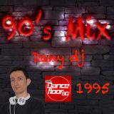 radio dancefloor 90's mix 1995 04 03 2017