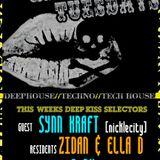 Zidan - Live @ Deep Kiss Tuesdays  17.1.12