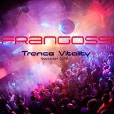 Frangossi - Trance vitality [November 2016]