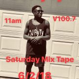 DJ Fly Ty - V100.7 Milwaukee Radio - 20 Min Mix - Aired 6/2/18