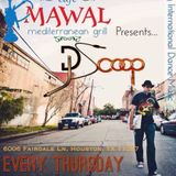 Live From Cafe Mawal #GlobalThursdays May 5 2016-DJ Scoop