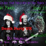 """The Darklord Radio Show """"Christmas Gothic Party Mix Special"""""""