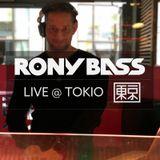 RONY-BASS-LIVE@TOKIO-2019-05-31
