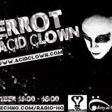 Dirtyasfunk on FNOOB 003 - Pierrot The Acid Clown (Live Studio Set)