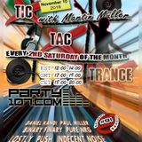 Tic Tac Trance #131 with Martin Mueller