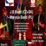 JB Band Set 001 Prince Albert 15 May 2011