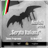 "Radio & Podcast : DJ Nederfolk : ""Serata Italiana"" / Neofolk special"
