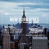 Sebastian Creeps aka Gil G - New York Vibes Radio Show on MyHouseRadio.fm NYC EP 035 - Masters Serie