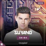 Suyano - Live @ Revealed Night, Q-Factory Amsterdam, ADE 2018