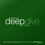 Sasha Alx - Deepdive 037 [02-Aug-2013] on Pure.FM