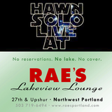 Live at Rae's Lakeview Lounge Dec. 12th 2014