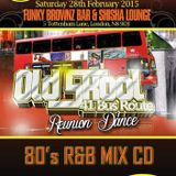 OLD SKOOL 41 BUS ROUTE 80's MIX