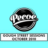 Pecoe - Gough Street Sessions Mix October 2010